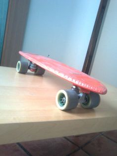 Original 1976 Banzai Skateboard