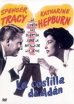 La costilla de Adán (1949) EEUU. Dir: George Cukor. Comedia. Romance. Feminismo - DVD CINE 518