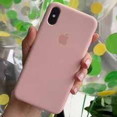 iPhone X XS Pink Sand Case Cover on Mercari