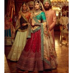 Ideas For Bridal Collection Indian Lehenga Choli