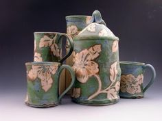 Turning Wheel Pottery - Booth 326