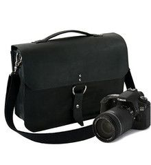 Best quality US made Midtown Newport Leather Camera Bag available only at http://www.copperriverbags.com in $157.00 only. #Leather #Camerabags  #Handbags #Accessories #Fashion #Style