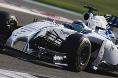 Felipe Massa, Williams, Yas Marina, 2014 Pictures from qualifying and final practice for the Abu Dhabi Grand Prix.