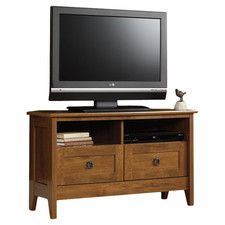 August Hill Corner TV Stand