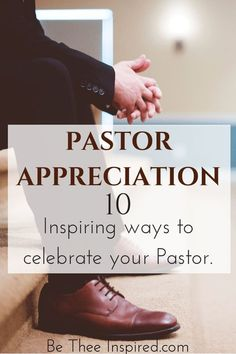 October is Pastor Appreciation Month. Here are 10 ideas that will inspire you to… October is Pastor Appreciation Month. Here are 10 ideas that will inspire you to show appreciation for your pastor, that he will be sure to love! Pastor Appreciation Quotes, Pastor Quotes, Staff Appreciation, Gifts For Pastors, Pastors Wife, Farewell Gifts, Bible Lessons, Words Of Encouragement, October