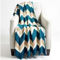 Caron® Cozy & Calm Crochet Afghan Kit