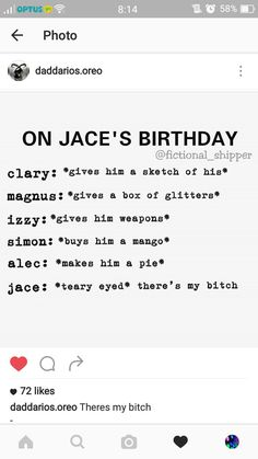 """""""there's my bitch"""" Mortal Instruments Books, Shadowhunters The Mortal Instruments, Book Memes, Book Quotes, Shadowhunters Series, Clary And Jace, Cassie Clare, Cassandra Clare Books, Sarah J Maas Books"""