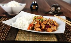 Kuřecí Kung Pao - Asijská kuchyně Kung Pao Chicken, Vietnam, Chinese, Meat, Cooking, Ethnic Recipes, Food, Asia, Mexico