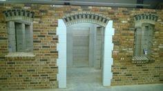 Eingangsbereich unseres Projekthaus