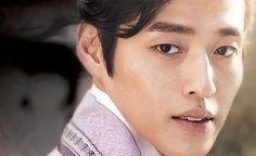 Korean Celebrities, Korean Actors, Korean Guys, Kang Haneul, Korean Tv Series, Kissing Scenes, Kdrama Actors, Moon Lovers, Angel Eyes