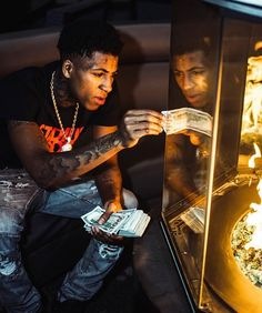 "Hip Hop News - Last night while NBA Youngboy was shooting his music video, shit got real when two Mexicans rolled up to the spot, one Mexican yelled "" NBA ..."