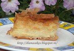 "dian@'s cakes: Prajitura ""ciufulita"" cu iaurt"