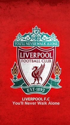 liverpool. You will never walk alone. Forgot the alone part!! Key word
