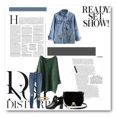 """""""fashion ready!"""" by honeyerad ❤ liked on Polyvore featuring Frame Denim, Ted Baker, Cartier, Diane Von Furstenberg and Anja"""