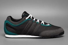 48d59297d adidas Y-3 Boxing (Charcoal Real Teal) Adidas