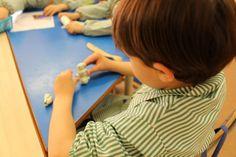 Творчество с малышами. Как самостоятельно изготовить безопасный пластилин?