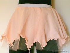 Tupelo Creative: Woodland Fairy Skirt