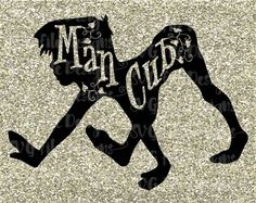 Mowgli Man Cub Disney Jungle Book Word Art by SVGFileDesigns