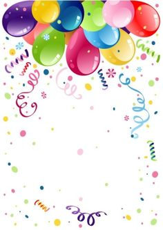 Find Colorful Party Balloons Space Text stock images in HD and millions of other royalty-free stock photos, illustrations and vectors in the Shutterstock collection. Happy Birthday Cards, Birthday Greetings, Birthday Wishes, Balloon Birthday, Birthday Background, Paper Background, Carnival Background, Theme Carnaval, Decoupage