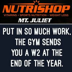 """YES!! Can't get more sound advice than that!! We've been asked a lot lately about a """"miracle pill"""" our reply... """"Hard work and dedication!!""""  #work #hard #wefuelmtjuliet #wefuelhermitage #nutrishop #nutrishopusa #nutrishopmtjuliet #teamnutrishop #mtjuliet #mtjuliettn #lebanon #hermitage #nashville #tennessee #health #fitness #motivation #fitgirls #girlswholift #goals #physique #fitfam #fitspo #fit #diet #gains #ifbb #npc by nutrishopmtjuliet"""