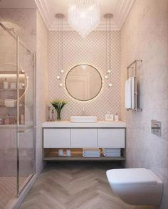 35 large scandinavian style homes for young families 23 – family bathroom – styling Bad Inspiration, Bathroom Inspiration, Home Decor Inspiration, Bathroom Ideas, Small Bathroom, Barn Bathroom, Decor Ideas, Family Bathroom, Washroom