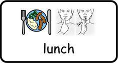 Power Points, Sign Language, Google Drive, Elsa, Preschool, Lunch, Education, October, Eat Lunch