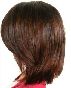 50 Cute Haircuts for Girls to Put You on Center Stage Medium Layered Haircut For Thick Hair . Haircuts For Medium Hair, Medium Layered Haircuts, Girls Short Haircuts, Cute Haircuts, Bob Hairstyles For Fine Hair, Haircut For Thick Hair, Medium Hair Cuts, Little Girl Hairstyles, Short Hair Cuts