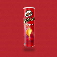 Las calorías de los productos que más comemos reveladas en sus logos.   #creatividad #diseño #calorías