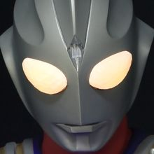 kaiyodo ultraman tiga art master 3d 31 5 poly resin figure statue with led cara menggambar gambar