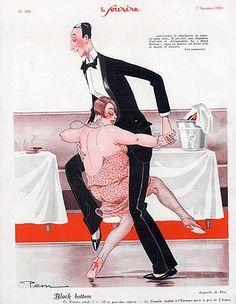 Pem 1926 Black Bottom Dancer