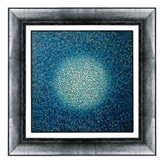 Check out this item at One Kings Lane! Pousette-Dart, Blue Presence, 1970