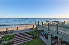 Leonardo DiCaprio Malibu Beach Home. Simply Beautiful  http://www.lonny.com/Leonardo+DiCaprio%27s+Malibu+Beach+House/articles/rgVU5sDFtHL/On+The+Rooftop
