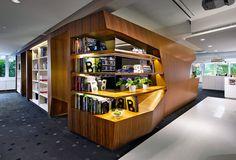 Creative office design by M Moser Associates   por M Moser Associates   Interior Design Architecture