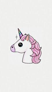 ✔ Cute Drawings Unicorn My Little Pony Iphone Wallpaper Unicorn, Unicornios Wallpaper, Unicorn Backgrounds, Tumblr Wallpaper, Wallpaper Backgrounds, Unicorn Lockscreen, Unicorn Drawing, Unicorn Art, Rainbow Unicorn