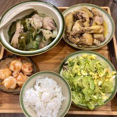 Daily Meals, Potato Salad, Food And Drink, Potatoes, Asian, Chicken, Meat, Ethnic Recipes, Food