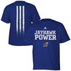 Kansas Jayhawks Short Sleeve Tee