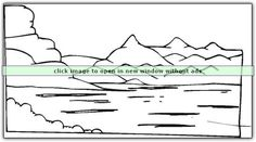 Pond River And Lake Free Coloring Pages To Print Download Great For A Rainy Day Or Long Car Trip Click The Picture Get Printout Pondriverlake