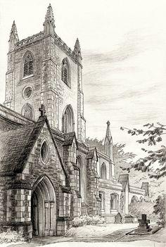 St Albans by AncientKing.deviantart.com on @deviantART
