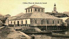 Imágenes de Chile del 1900: Chiloé