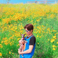 """[IG] 160529 maetamong: #FlowersHaute """