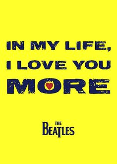1000+ ideas about In My Life Beatles on Pinterest ...