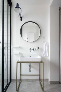 Private Apartment in Belgrade, Serbia by Studio AUTORI | http://www.yellowtrace.com.au/studio-autori-belgrade-apartment/