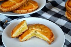 """If you've ever been to the Netherlands, you can't have missed these almond filled pastries. Gevulde koeken, """"filled cookies"""" or Almond Rounds as I prefer to call them, are a…"""