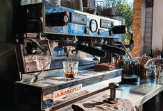 Dialing in never looked so good #coffee #cafe #espresso #photography #coffeeaddict #yummy #barista