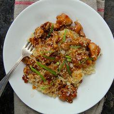 Sesame Chicken Noodles   Food & Wine