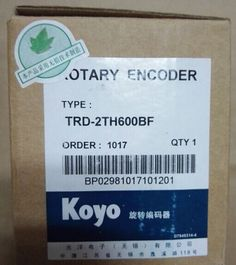 47.40$  Buy here - http://aid9e.worlditems.win/all/product.php?id=32584379961 - Freeship Koyo  encoder TRD-2TH600BF hollow shaft  incremental rotary encoder high performance 1 year warranty