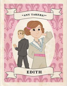 Poor Lady Edith!