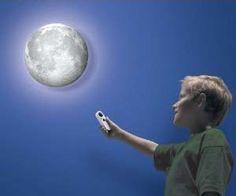 Moon Wall Light