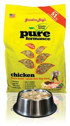 Grandma Lucy S Dog Food Recall