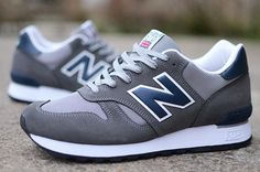 New Balance 670 Made in England | Spring 2013